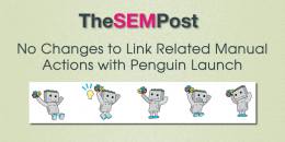 No Changes to Link Related Manual Actions with Penguin Real Time Launch