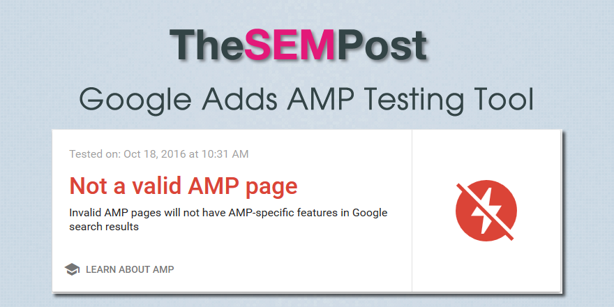 google-adds-amp-testing-tool