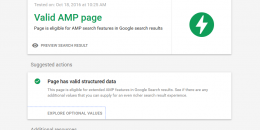 Google Adds New AMP Testing Tool