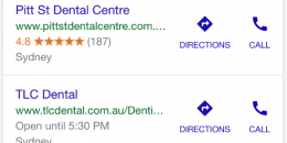 Google Serving AdWords Local 4-Packs in Mobile Search Results