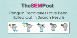 Penguin Recoveries Have Been Rolled Out to Search Results