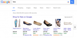 Google Changes Product Listing Ads to Carousels on Desktop