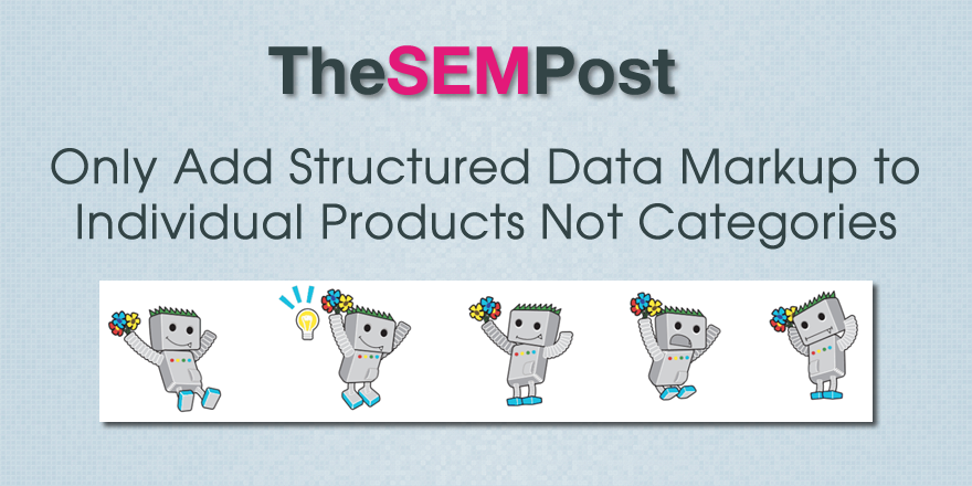google-structured-markup-categories