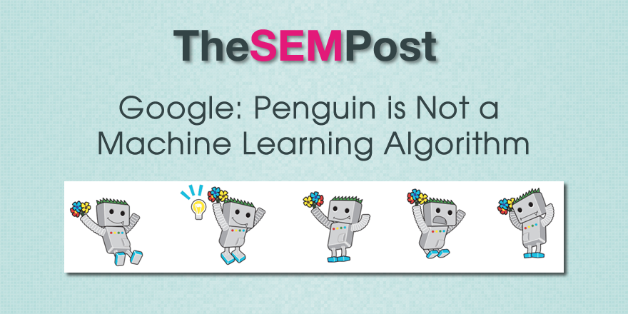 penguin-not-machine-learning