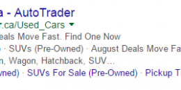 Using Strikethrough Text on Google AdWords Ads