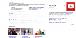 Google Testing New Card Style News in Desktop Search Results