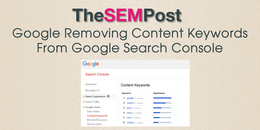google-content-keywords-removed