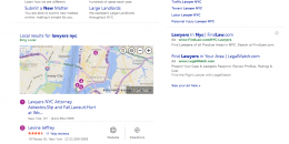 Bing Testing New Mobile Style Local Pack on Desktop