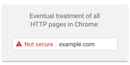 Password or Credit Card Fields on HTTP? Google Chrome Will Mark as Insecure in January 2017