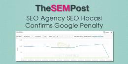 SEO Agency SEO Hocasi Confirms Google Penalty