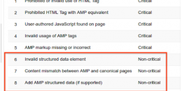 Google Updates AMP Error Reporting to Show Critical & Non-Critical Errors
