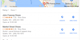 Google Adds More Filtering Options to Local Business 3-Pack
