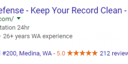 Google Showing Ratings in AdWords Location Extension Ads