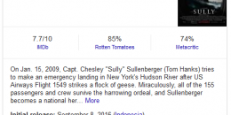 Google Soliciting Their Own Movie Review Ratings in Search Results