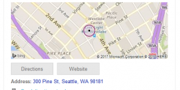 "Bing Testing ""Send Directions to Phone"" Test in Local Knowledge Panel"