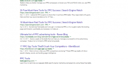 Google Testing 4 AdWords Ads at Bottom of Search Results; Some Ads Shown Twice
