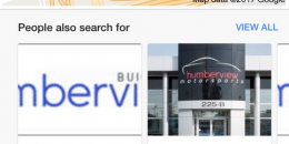 "Google Becoming More Aggressive With ""People Also Search"" in Local Results"