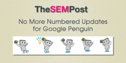 No More Numbered Updates for Google Penguin