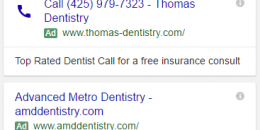 Google Testing New Call Only Style Ad