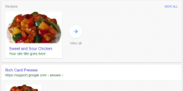 Google Adds Previews to Structured Data Testing Tool