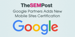 Google Partners Adds New Mobile Sites Certification