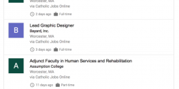 Google's New Jobs Portal Testing in Search Results