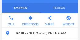 Google Testing New Local Reviews Tab in Knowledge Panel