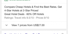 Google Adds Expandable AdWords Ads With Carousels on Mobile