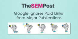 Google Ignores Paid Links from Major Publications
