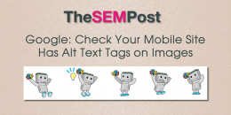 Google: Check Your Mobile Site Has Alt Text Tags on Images