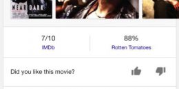 Google Asking Searchers to Submit Tags in Movie Knowledge Panel