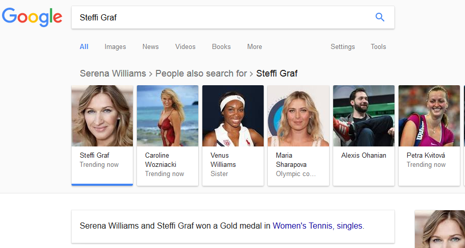 """Google Adds Trending Now To Knowledge Panel """"People Also"""