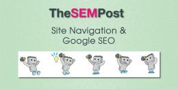 Site Navigation & Google SEO