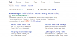 Bing Testing Google-Like Ads Tag in Search Results