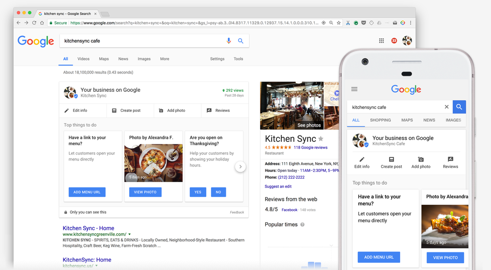 Google: Google My Business Archives - Search Engine Land