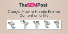 Google: How to Handle Expired Content on a Site