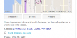 Bing Adds Appointment Booking to Local Panel in Search Results