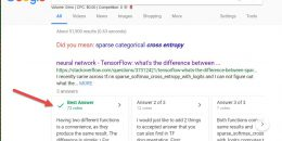 "Google Adds ""Best Answer"" to the Search Results for Q&A Page Results"