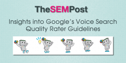 Insights from Google's Voice Search Quality Rater Guidelines
