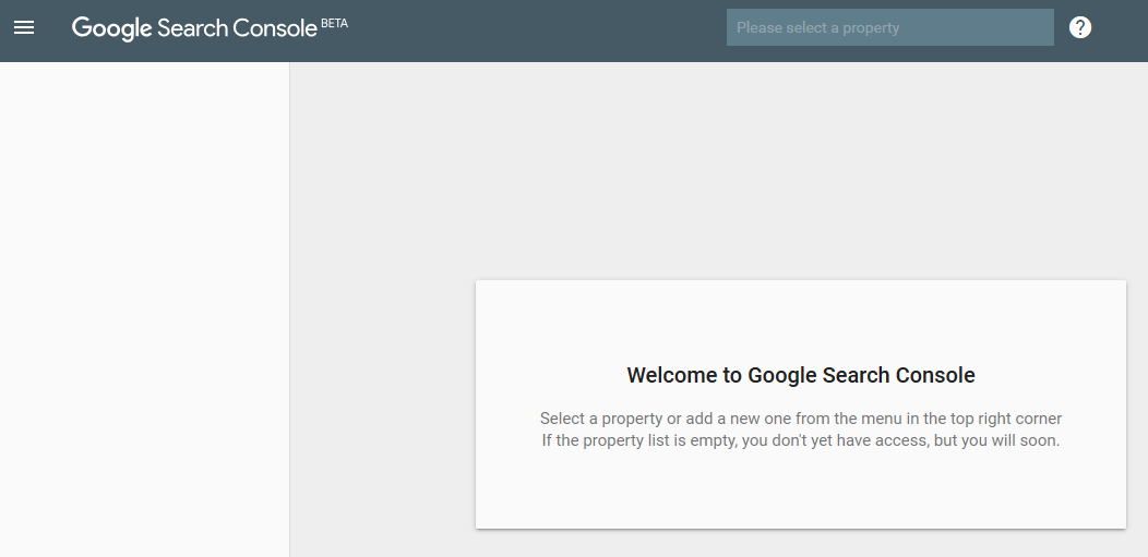 How to Check Your Google Search Console Account for Beta Access