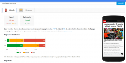 Google Shows Real World Speed Data in PageSpeed Insights Tool