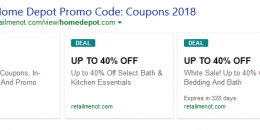 Bing Adds Coupon Carousels to Search Results for Retailers