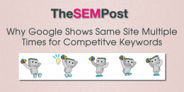 Why Google Shows Same Site Multiple Times for Competitive Keywords