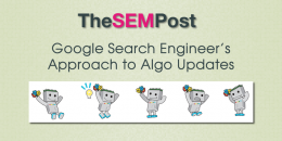 Google Search Engineer's Approach to Algo Updates