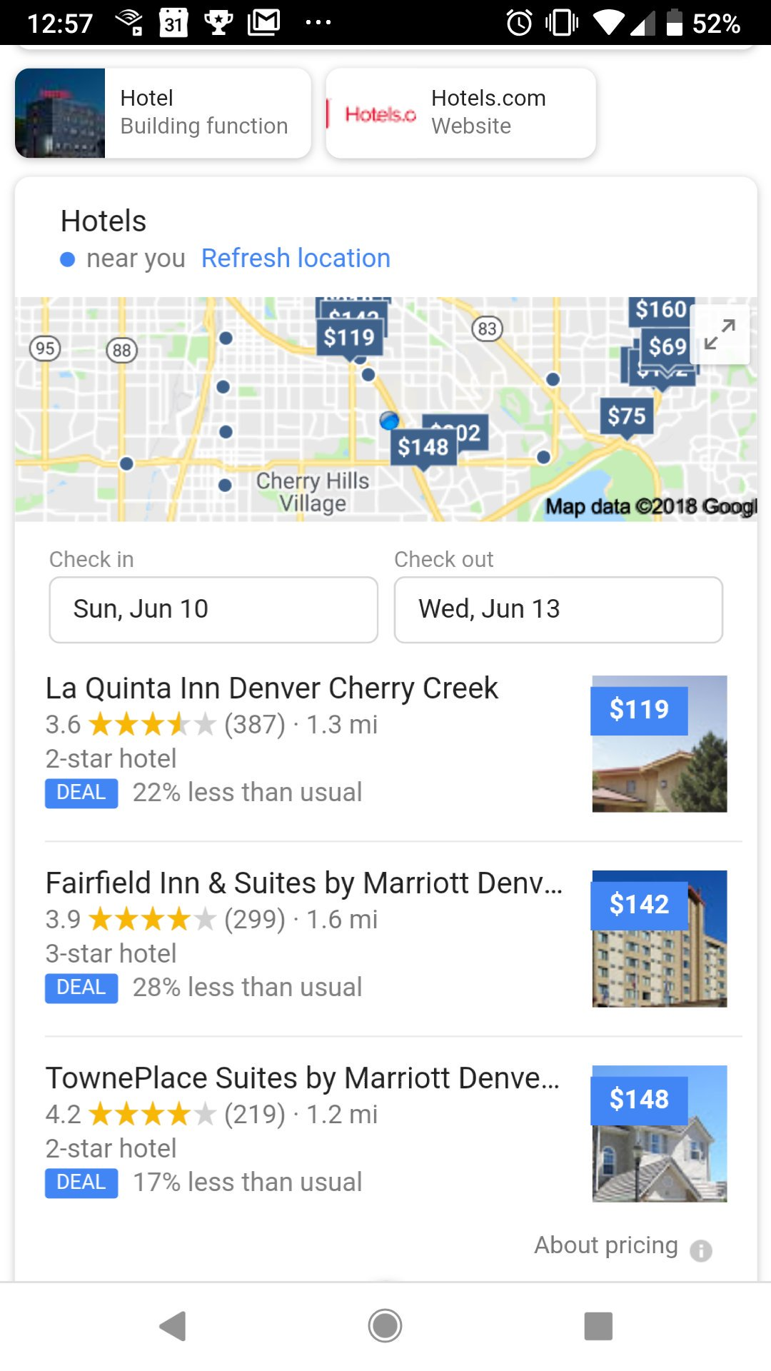 google local pack disambiguation 1 - Google Testing Disambiguation Box for Local Packs