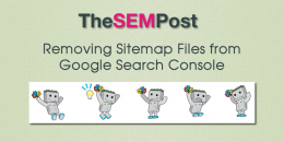 Removing Sitemap Files From Google Search Console