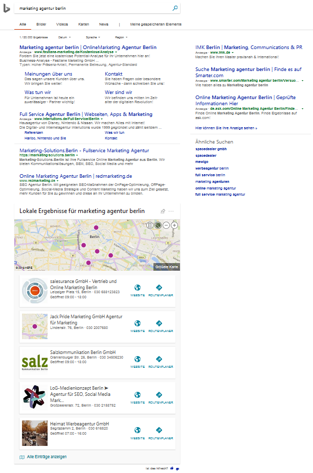 bing local pack thumbnails 2 - Bing Testing Local Packs with Image Thumbnails