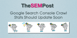 Google Search Console Crawl Stats to Update Soon