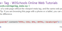 Bing Adds Color Coded Code Snippets to Search Results