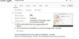 Google Testing Reading Time Filter in Search Results